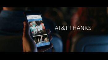 AT&T THANKS App TV Spot, 'Appreciation' - Thumbnail 1