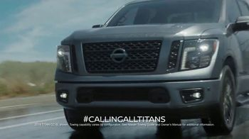 2019 Nissan Titan TV Spot, 'At the Ready' Song by Imagine Dragons [T2] - Thumbnail 10