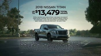 2019 Nissan Titan TV Spot, 'At the Ready' Song by Imagine Dragons [T2] - Thumbnail 8