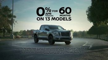 2019 Nissan Titan TV Spot, 'At the Ready' Song by Imagine Dragons [T2] - Thumbnail 9