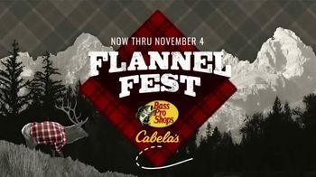 Bass Pro Shops Flannel Fest TV Spot, 'ATVs and UTVs'