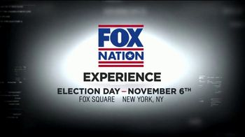 Fox Nation TV Spot, 'Election Day' - 22 commercial airings