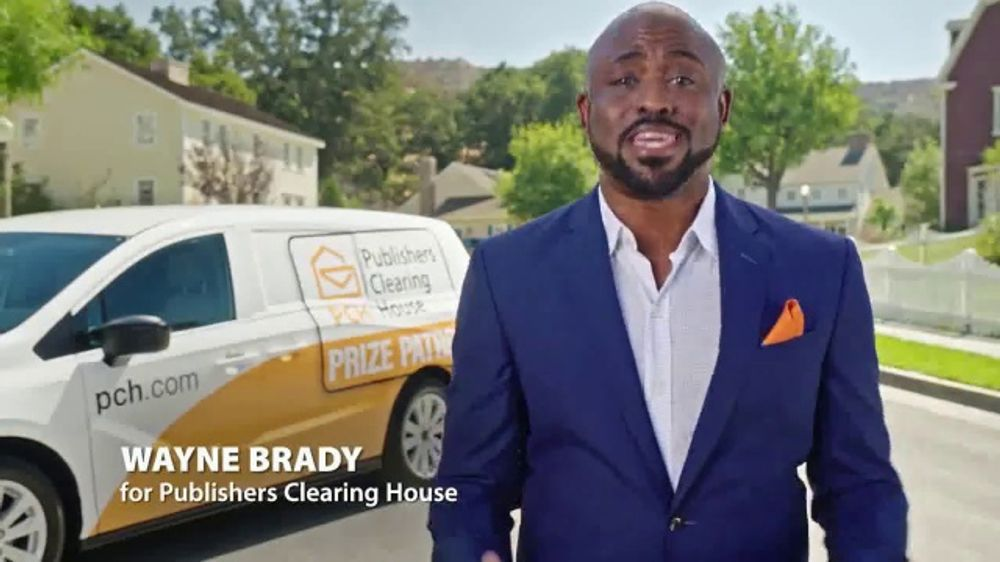 Publishers Clearing House TV Commercial, 'WayneNov18 Get Ready' Featuring  Wayne Brady - Video
