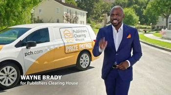 Publishers Clearing House TV Spot, 'WayneNov18 Get Ready' Featuring Wayne Brady - Thumbnail 1