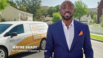 Publishers Clearing House TV Spot, 'WayneNov18 Get Ready' Featuring Wayne Brady