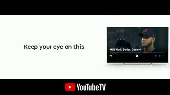YouTube TV TV Spot, '2018 World Series Game 4: Killer Pitch' - Thumbnail 7