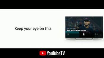 YouTube TV TV Spot, '2018 World Series Game 4: Killer Pitch' - Thumbnail 8