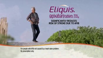 ELIQUIS TV Spot, \'What\'s Next\'