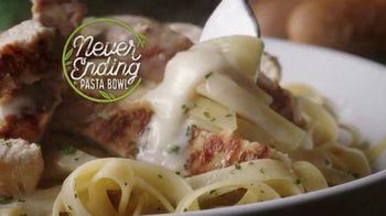 Olive Garden Never Ending Pasta Bowl TV Spot, 'It's Almost Over' - Thumbnail 1