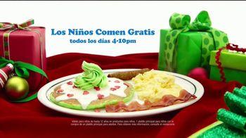 IHOP Grinch Pancakes TV Spot, 'The Grinch: los niños comen gratis' [Spanish] - Thumbnail 4