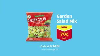 ALDI Garden Salad Mix TV Spot, 'Tricks' - Thumbnail 10