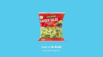 ALDI Garden Salad Mix TV Spot, 'Tricks' - Thumbnail 9