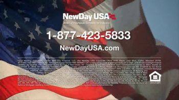 NewDay USA VA Home Loan TV Spot, 'Veteran Homeowner' - Thumbnail 10