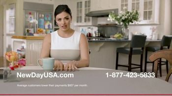 NewDay USA VA Home Loan TV Spot, 'Veteran Homeowner' - Thumbnail 4