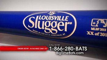 Louisville Slugger TV Spot, '2018 Boston Red Sox Two Toned Laser Engraved Bat'