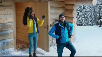 Advil Multi-Symptom Cold & Flu TV Spot, 'Winter Getaway' - Thumbnail 1