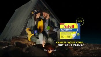 Advil Multi-Symptom Cold & Flu TV Spot, 'Winter Getaway' - Thumbnail 10