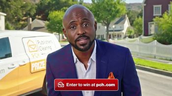 Publishers Clearing House TV Spot, \'WayneNov18 Life\' Featuring Wayne Brady