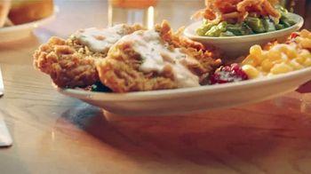 Cracker Barrel Country-Fried Turkey TV Spot, 'Warm Feelings of Home' - Thumbnail 2