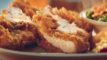 Cracker Barrel Country-Fried Turkey TV Spot, 'Warm Feelings of Home' - Thumbnail 6