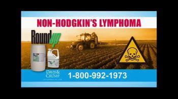 Davis & Crump, P.C. TV Spot, 'Roundup Weed Killer Linked to Cancer' - Thumbnail 4
