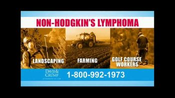 Davis & Crump, P.C. TV Spot, \'Roundup Weed Killer Linked to Cancer\'