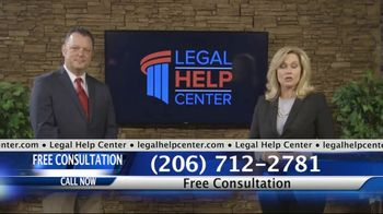 Legal Help Center TV Spot, 'Professionals Standing By'