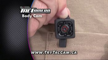 Bell + Howell Tac Camera TV Spot, 'The Justice You Deserve' - Thumbnail 2