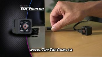 Bell + Howell Tac Camera TV Spot, 'The Justice You Deserve' - Thumbnail 5