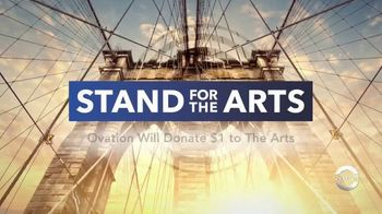 Ovation TV Spot, 'Stand for the Arts: Sharnika Power' - Thumbnail 10