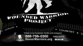Wounded Warrior Project TV Spot, 'Your Gift' Featuring Gerald McRaney - Thumbnail 10