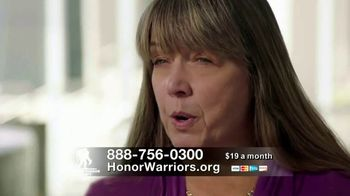 Wounded Warrior Project TV Spot, 'Your Gift' Featuring Gerald McRaney - Thumbnail 5