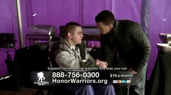 Wounded Warrior Project TV Spot, 'Your Gift' Featuring Gerald McRaney - Thumbnail 7