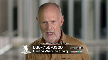 Wounded Warrior Project TV Spot, 'Your Gift' Featuring Gerald McRaney - Thumbnail 8