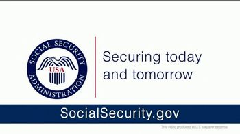 Social Security Administration TV Spot, 'See What You Can Do Online' - Thumbnail 9