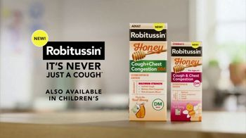 Robitussin Honey TV Spot, 'Window Bear' - Thumbnail 9
