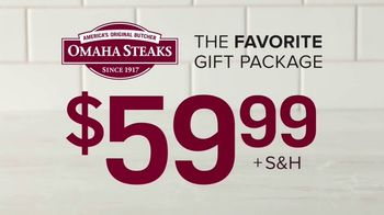 Omaha Steaks Favorite Gift Package TV Spot, 'Fifth Generation' - Thumbnail 4