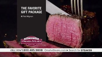 Omaha Steaks Favorite Gift Package TV Spot, 'Fifth Generation' - Thumbnail 6