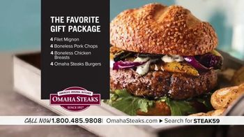 Omaha Steaks Favorite Gift Package TV Spot, 'Fifth Generation' - Thumbnail 7
