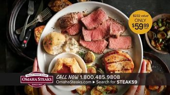 Omaha Steaks Favorite Gift Package TV Spot, 'Fifth Generation' - Thumbnail 8
