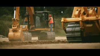 Caterpillar TV Spot, \'The Thing You Do\'