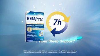 REMfresh TV Spot, 'Sleep Disturbances' - Thumbnail 5
