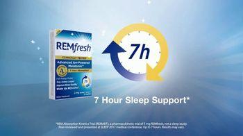 REMfresh TV Spot, 'Sleep Disturbances' - Thumbnail 6