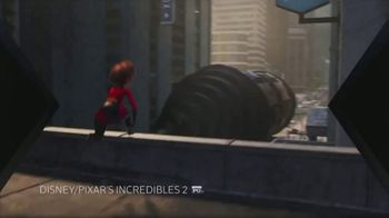 XFINITY X1 TV Spot, 'Incredibles 2' - Thumbnail 3