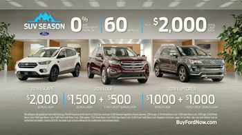 Ford SUV Season TV Spot, 'Get a Ford: What You Want' Song by The Heavy [T2] - Thumbnail 8