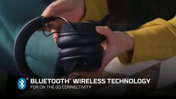 HyperX Cloud MIX TV Spot, 'Bluetooth and Wired Headset' Featuring Juju Smith-Schuster - Thumbnail 5