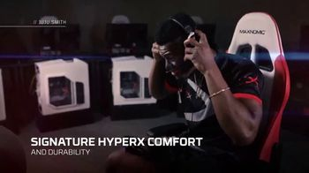 HyperX Cloud MIX TV Spot, 'Bluetooth and Wired Headset' Featuring Juju Smith-Schuster - Thumbnail 8