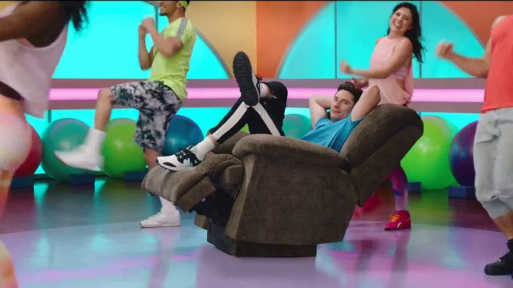 Geico File A Claim >> GEICO TV Commercial, 'The World's Easiest Workout' - iSpot.tv