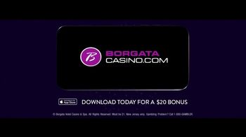 Borgata Casino App TV Spot, 'Live Dealer' - Thumbnail 10