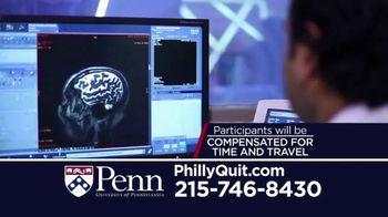 University of Pennsylvania TV Spot, 'Smoking Study: Go for It'
